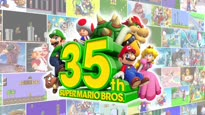 Nintendo - Super Mario Bros. 35th Anniversary Direct