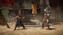 Mortal Kombat 11 - Rain Gameplay Trailer