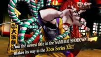 Samurai Shodown - Xbox Series X Announcement Trailer