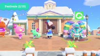 Animal Crossing: New Horizons - 1.28.20 Free Update Trailer