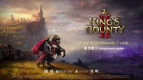King's Bounty II - Offizieller Launch-Termin-Trailer
