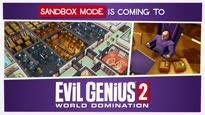 Evil Genius 2: World Domination - Sandbox Mode Trailer