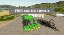 Landwirtschafts-Simulator 20 - Neues kostenloses Update Trailer