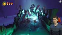 Mein erstes Mal mit ... - Crash Bandicoot 4: It's About Time auf PS5