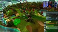Wir bauen den perfekten Golfplatz - Zocksession zu GolfTopia