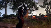The Elder Scrolls Online - Blackwood Gameplay-Trailer