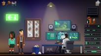 Rätsellösen im Pixel-Look - Video-Review zu The Darkside Detective: A Fumble in the Dark