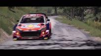 WRC 10 - Rallye Kroatien - Gameplay-Video