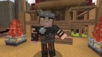 Minecraft - Dreamworkds Dragons DLC Trailer
