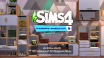 Die Sims 4 - Traumhaftes Innendesign Announcement Trailer