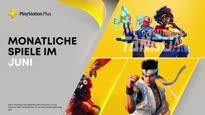 PlayStation Plus - June 2021 Free Games Trailer