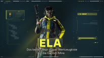 Tom Clancy's Rainbow Six Extraction - Operator-Vorstellung: Ela