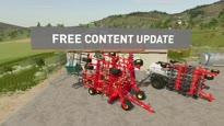 Landwirtschafts-Simulator 20 - Content Update #6 Trailer