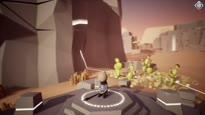 Vesper und Omno - Zwei Indie-Spiele im Fokus