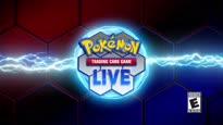 Pokémon TCG Live - Announcement Teaser Trailer